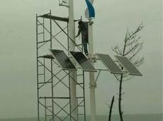 某风电监控工程